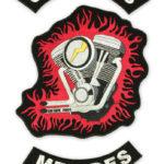 Emblema Motard