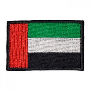Bandeira Emirados Árabes Unidos
