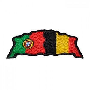 Bandeira Portugal Alemanha