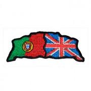 Bandeira Portugal Inglaterra