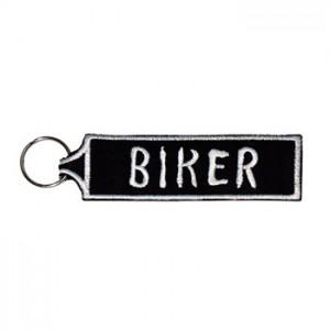 Biker, Porta-Chaves