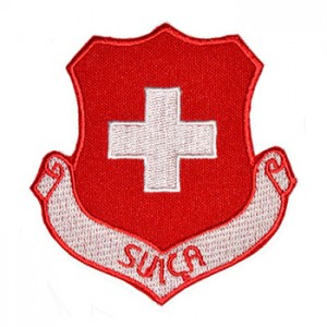 Brasão Suiça