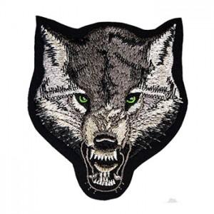 Cabeça Lobo pequena