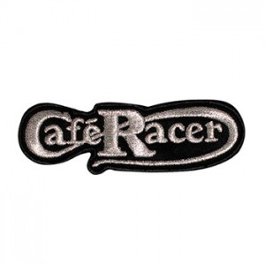 Café Racer Prateado