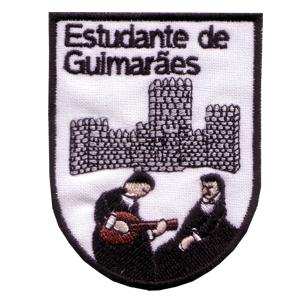 Emblema Estudante Estudante Guimarães
