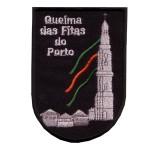 Emblema Estudante Q.das Fitas Porto Torre