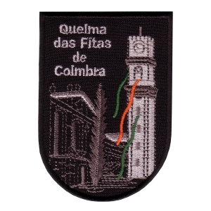 Emblema Estudante Queima das Fitas  Coimbra