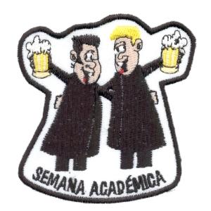 Emblema Estudante Semana Académica