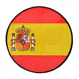 Escudo Espanha com brasão