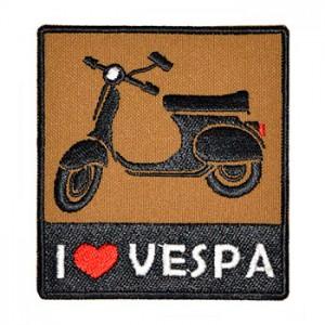 I love Vespa