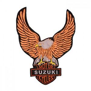 Motor Suzuki Cycles  Águia