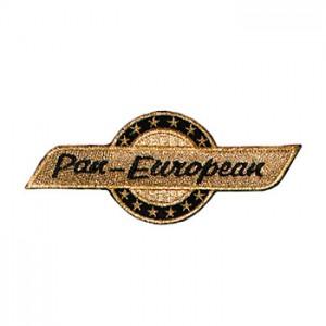 Pan-European Dourado pequeno