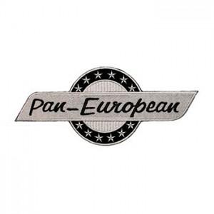 Pan-European Prateado grande