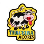 Vaca frente Terceira Açores