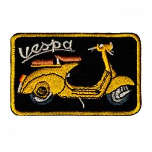 Vespa Amarela