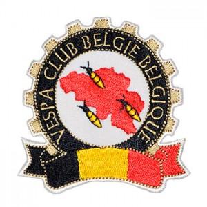 Vespa Club Belgie Belgique