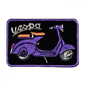 Vespa Violeta