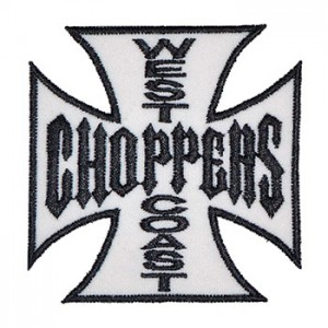 West Coast Choppers Branco