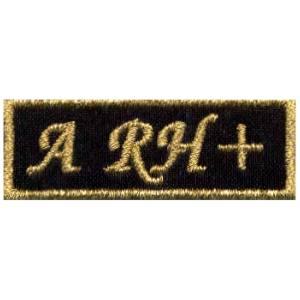 emblema ARH+ def