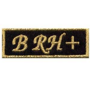 emblema BRH+ def