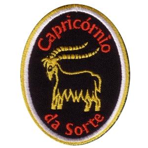 emblema capricórnio da sorte.def