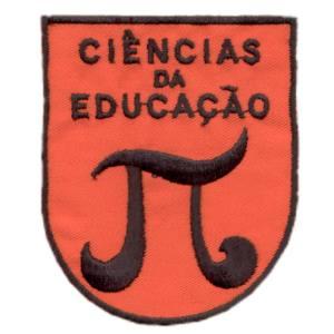 emblema curso ciências da educação