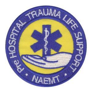 emblema emergência médica hospital pré trauma.def