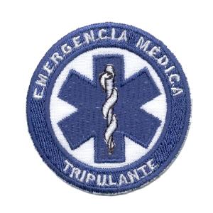 emblema emergência médica tripulante.def