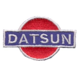 emblema outros carro datsun