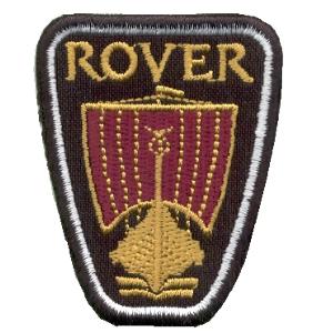 emblema outros carro rover original