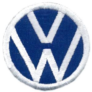 emblema outros carro volkswagen redondo