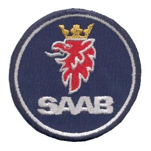 emblema outros carros SAAB