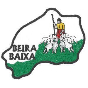 beira baixa mapa Emblema Região Mapa Beira Baixa   Lousãtextil   Bordados e  beira baixa mapa