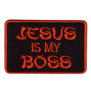 emblema-religiao-jesus-is-my-boss-def