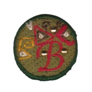 Emblema Living pregadeira B