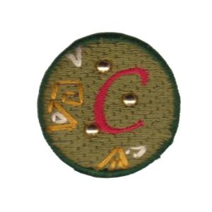Emblema Living pregadeira C