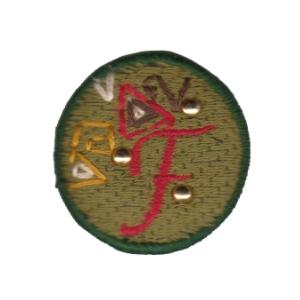 Emblema Living pregadeira F