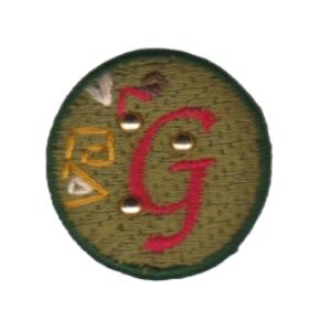 Emblema Living pregadeira G