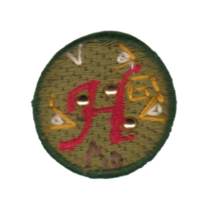 Emblema Living pregadeira H