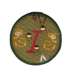 Emblema Living pregadeira I