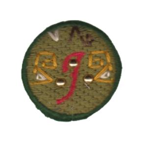 Emblema Living pregadeira J