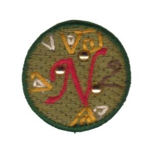 Emblema Living pregadeira N