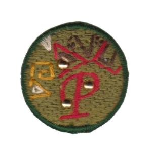 Emblema Living pregadeira P