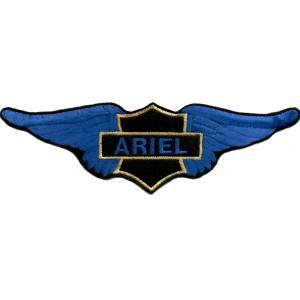 Emblemas Motard Marca Ariel Asa Peq.