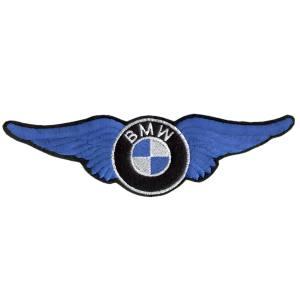 Emblemas Motard Marca BMW Asa Gr.