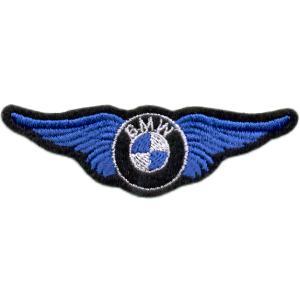 Emblemas Motard Marca BMW Asa peq.