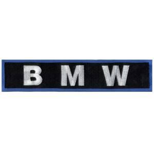 Emblemas Motard Marca BMW Rect. Gr.