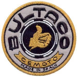 Emblemas Motard Marca Bultaco gr.