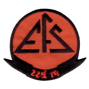 Emblemas Motard Marca EFS