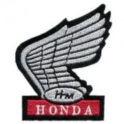 Emblemas Motard Marca Honda Logo Antigo Gr.